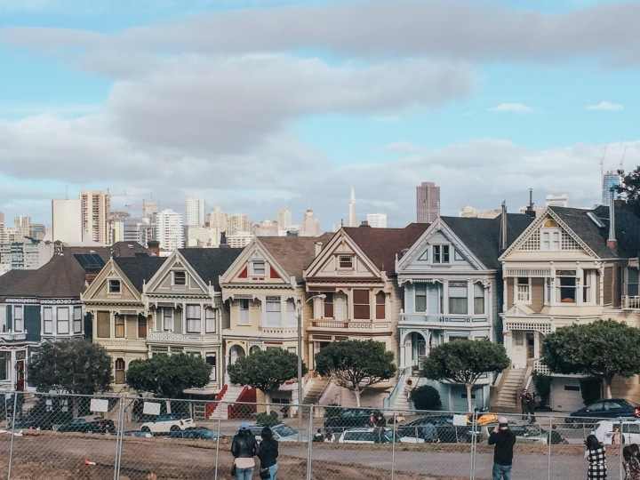 Sightseeing in SanFrancisco